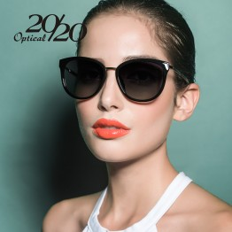 Classic Fashion Designer Polarized Women Sunglasses Metal Frame Full UV400 Protection Very High Quality Available In 4 Colors
