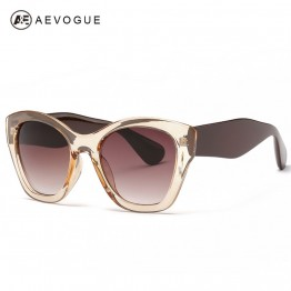 AEVOGUE Newest Fashion Designer Butterfly Womens High Quality Hot Selling Sunglasses UV400 Protection