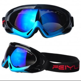 High Quality Boys/Girls Professional Goggles Skiing Skating Snowboarding Other Outdoor Sports UV400 Protection