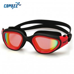 High Quality Professional Swimming Goggles Anti-Fog For Men/Women Waterproof Very Comfortable Silicone Glasses Includes Carrying Case