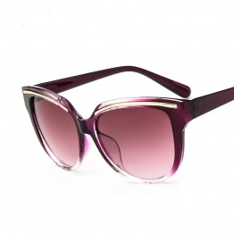 NEW VERY ELEGANT HIGH FASHION WOMENS CAT EYE FRAME MIRROR SUNGLASSES FULL UV400 PROTECTION CLASSIC AND STYLING