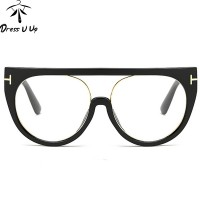 DRESSUUP WOMENS VINTAGE DESIGNER HIGH FASHION MIRROR BIG FRAME SUNGLASSES UV400