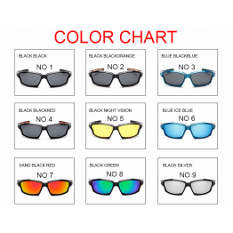 Classic Designer Fashion Mens Polarized Sunglasses Driving Cycling Track Golf Boating Fishing Outdoor Sports Full UV400 Protection Includes Soft Bag Lens Cloth High Quality