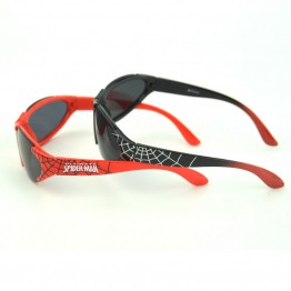Hot Seller Famous Spiderman Kids Sunglasses Full UV400 Protection Very Durable Very High Quality