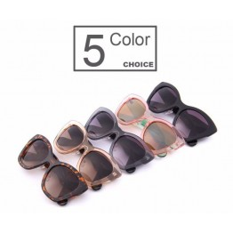 Classic New High Fashion Butterfly Cat Eye Sunglasses Very High Quality Comes With Carrying Case And Lens Cloth