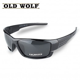 New Arrival High Quality Fashion Designer Polarized Sunglasses For Men Driving Riding Golfing UV400 Protection
