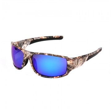 New Hot Seller 2017 Designer Polarized Sunglasses Camouflage Frame Super Tuff Plastic Very Durable For All Sports Fishing Running Cycling UV400 Protection Includes Hard Carrying Case