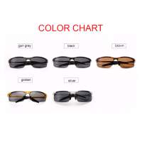 Hot Luxury Mens Sunglasses Polarized Outdoor Sports Full UV400 Protection Aluminum Magnesium Alloy Frame High Quality