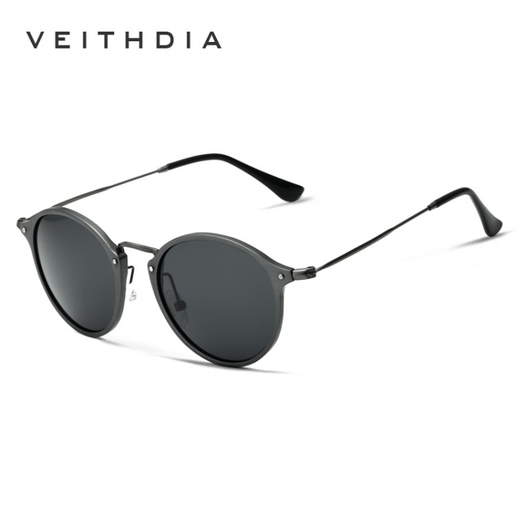 dcb010aed0 Designer Fashion Polarized Round Mirror Sunglasses For Men Women Very High  Quality Includes Hard Carrying Case And Lens Cloth